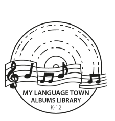My Language Town eReaders - Albums